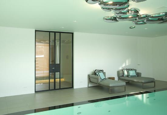 MHB SL30 Fire resistant steel glazed doors and screens systems 2