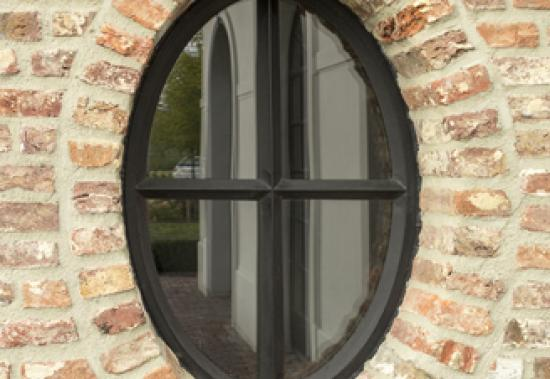 Classic ISO arched windows private house brabant3