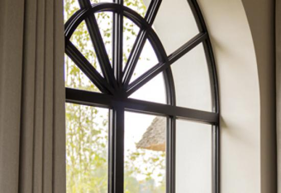 Classic ISO arched windows private house brabant4