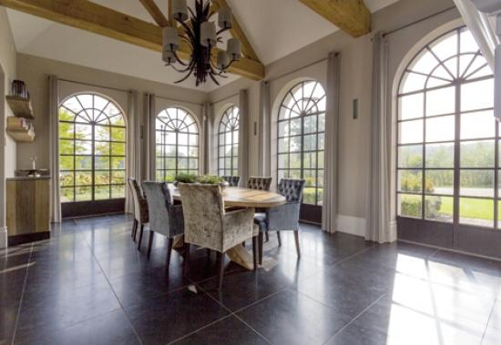 Classic ISO arched windows private house brabant5