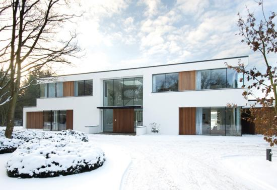 MHB SL30 ISO contemporary architecture Bussum 1