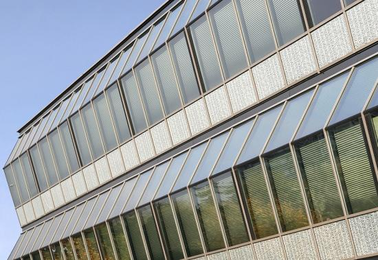 MHB windows Steel glass facade special project amgen europe office Breda 04
